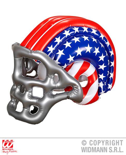 INFLATABLE FOOTBALL USA HELMET