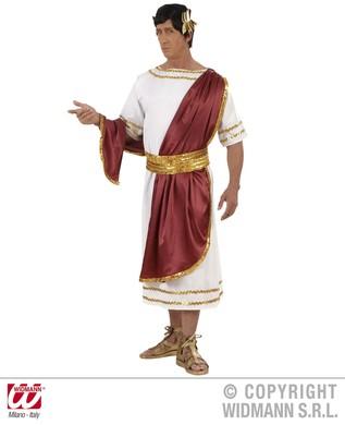 JULIUS CAESAR COSTUME (tunic belt headwreath)