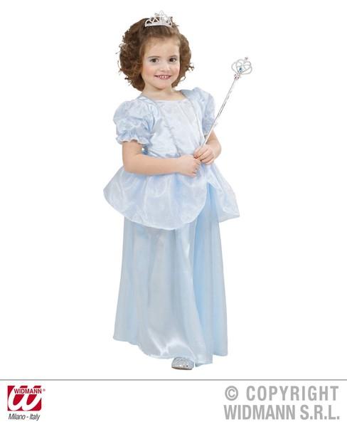 PRINCESS - LIGHT BLUE (110cm/116cm) (dress)