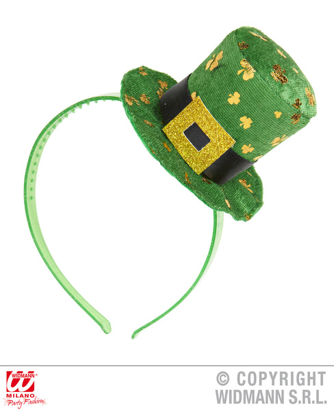 ST. PATRICK'S DAY MINI HAT