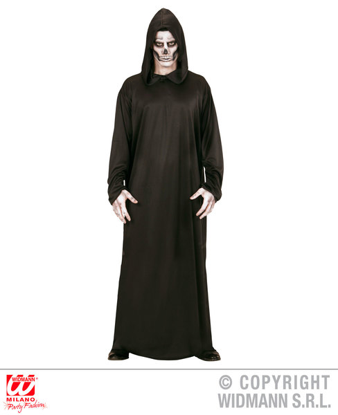 DEATHLY GRIM REAPER (hooded robe)