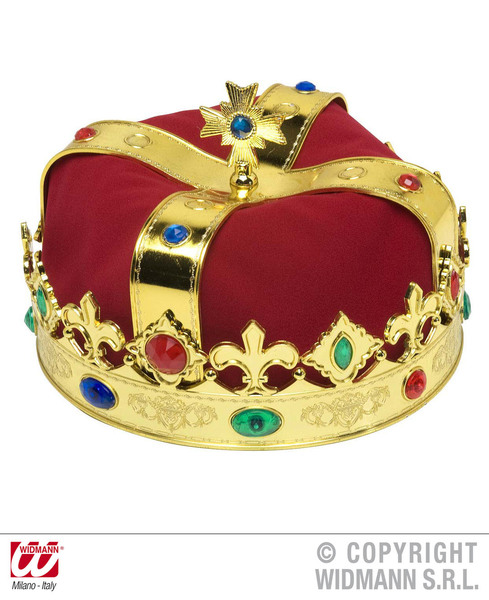 JEWELLED ROYAL CROWNS