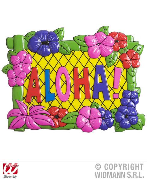 ALOHA SIGNS 48cm x 38cm