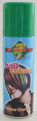 HAIRSPRAY 125ml GREEN
