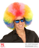 Top quality OVERSIZED AFRO WIG in polybag - MULTICOLOUR