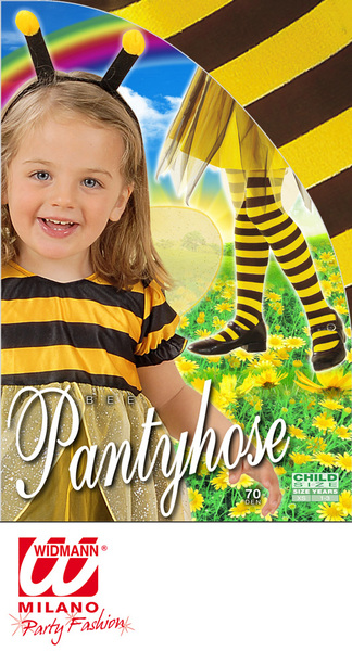 Bee-Pantyhose-Lingerie-for-Insects-Bugs-Fancy-Dress-Accessory thumbnail 4