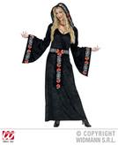 QUEEN OF BROKEN HEARTS (hooded robe belt)