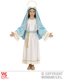 HOLY MARY (robe belt headpiece halo) Childrens