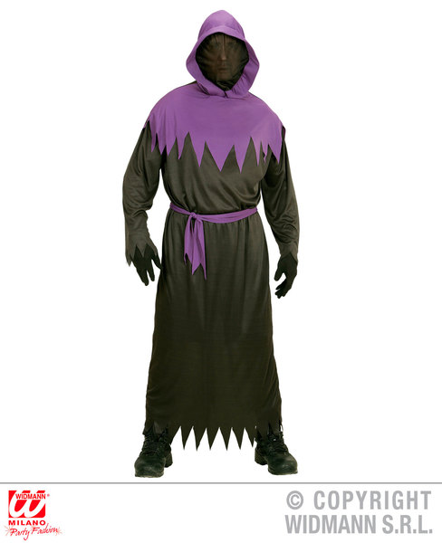 PHANTOM (hooded robe mask belt) Childrens