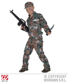 SOLDIER COSTUME F/OPTIC (jacket pants hat) Childrens