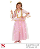 PINK PRINCESS F/OPTIC (dress w/light up skirt tiara) Childrens