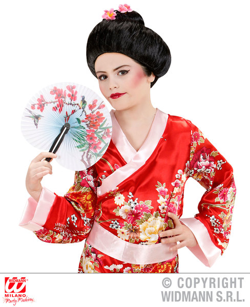CHILD GEISHA WIG
