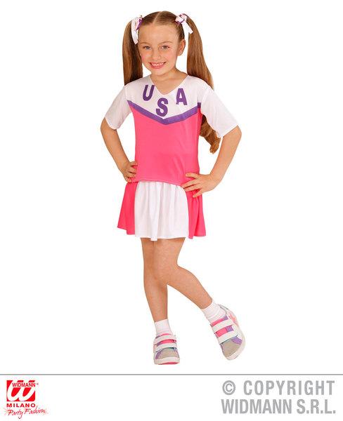AMERICAN CHEERLEADER (T-shirt skirt) Childrens