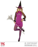 SPICY WITCH Purple only (dress hat)
