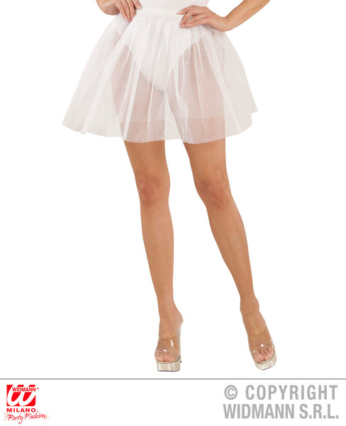 PETTICOAT WHITE - ONE SIZE