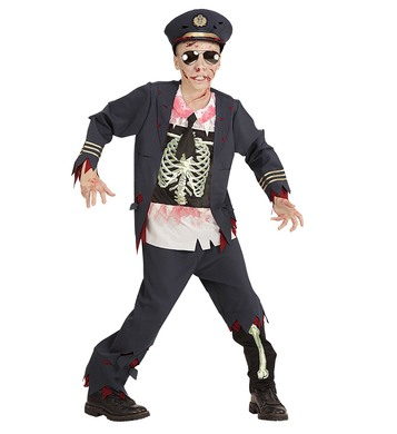 ZOMBIE POLICE OFFICER  Childrens