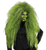 WILD GREEN WITCH WIG in box