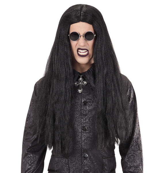 HEAVY METAL GODFATHER WIG in polybag