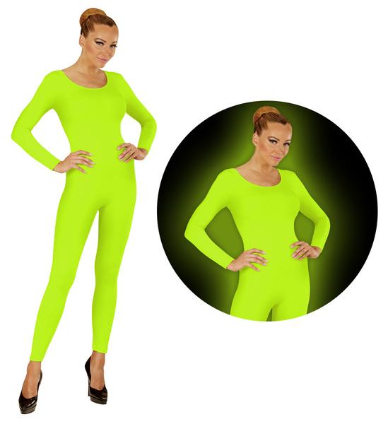 NEON GREEN BODYSUIT