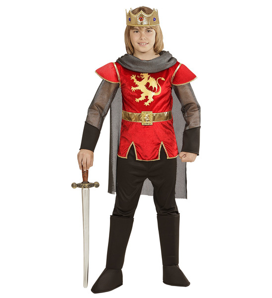 KING ARTHUR RED  Childrens