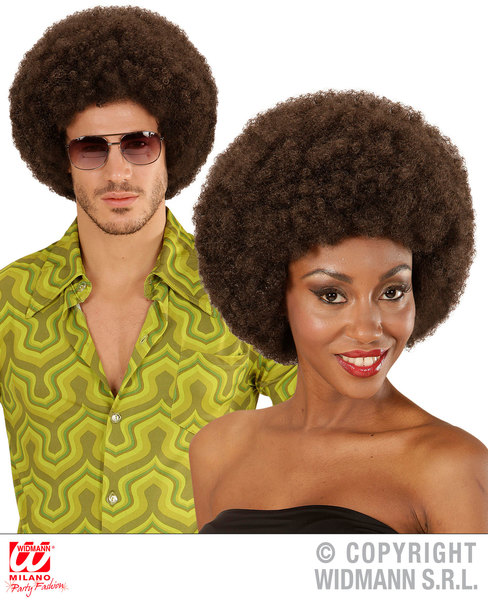 AFRO DREAM HAIR WIG in color box