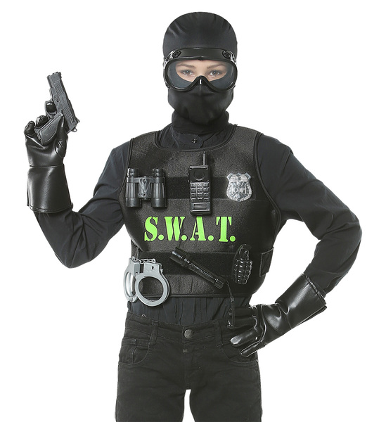 S.W.A.T. OUTFIT (1Size)