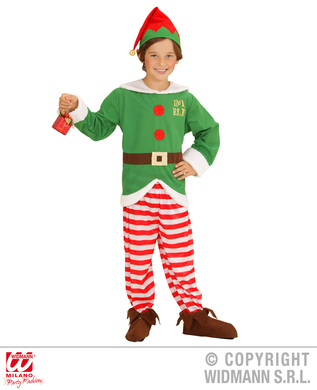 SANTAS LITTLE HELPER  Childrens