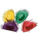 STRAW GRINGO HAT - 4 colours