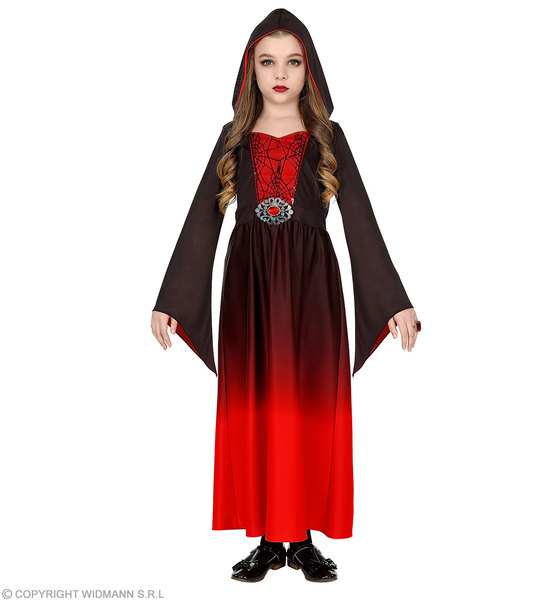 GOTHIC LADY - RED  Childrens