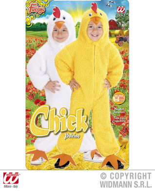 FUZZY CHICK TODDLER - 2 styles Childrens