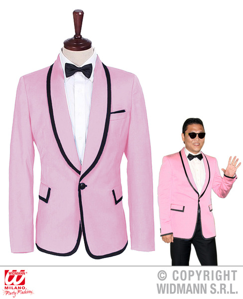 MR STYLE JACKET - PINK