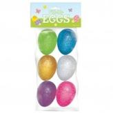 Favour Glitter Eggs