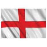 Flag St George 5ft X 3ft