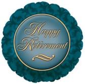 Retirement Elegant Foil Balloon