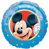 Mickey Portrait Foil Balloon