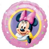 Minnie Portrait Foil Balloon