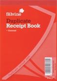 Receipt Book Duplicate Gummed