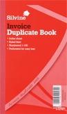 Duplicate Book 8x5 Invoice