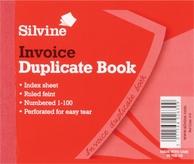 Duplicate Book 4x5 Invoice