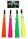 Woofer Horn Neon Plastic