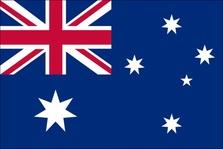 Flag 3x5ft Australia