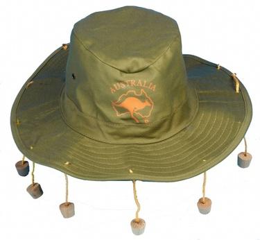 Australian 12 Cork Hat