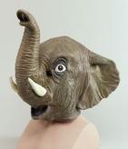 Elephant Full Head Mask