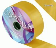Florist Ribbon Gold Matt 50mm X 91mts