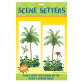 Scene Setter Roll Add Ons Palm Tree