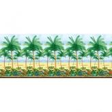 Scene Setter Roll Hawaiian Palm Tree