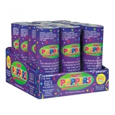 Confetti Party Poppers Pkt 12