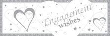 Banner Engagement 60x20 Plastic