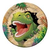Dino Blast Dinner Plate