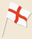 Flag 6x4 St George